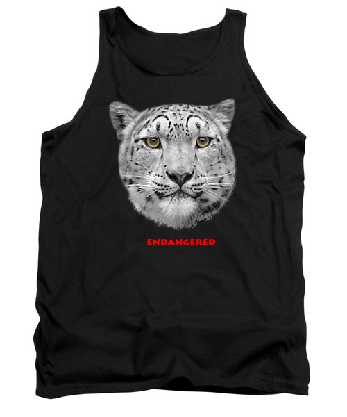 The Red List Tank Top by Linsey Williams