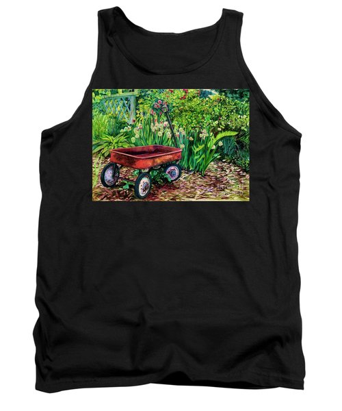 The Red Wagon Tank Top