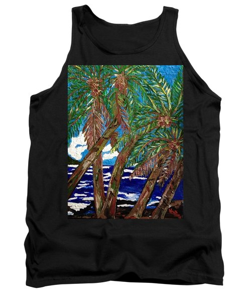 The Ride To Opihikao Tank Top