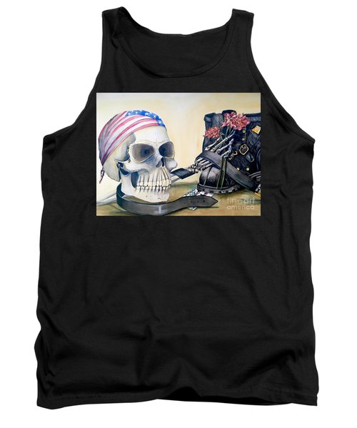 The Rider Tank Top