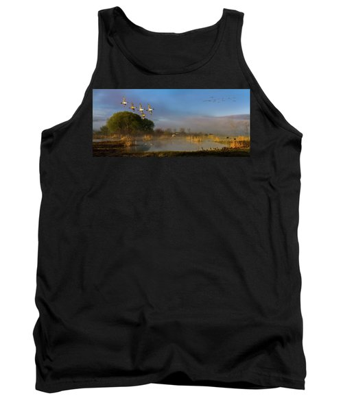 The River Bottoms Tank Top