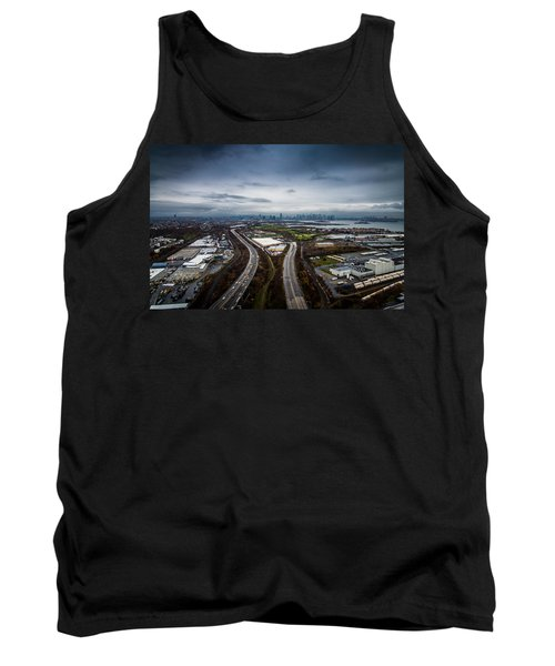 The Road Ahead Tank Top