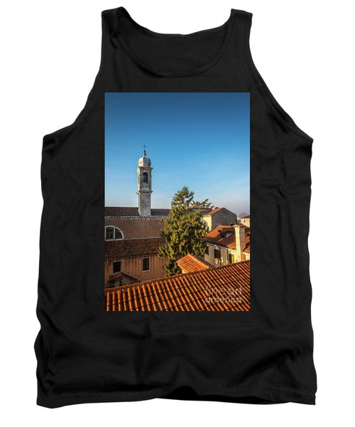 The Roofs Of Venice Tank Top
