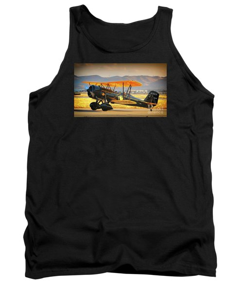 The Scott Familys 1929 Stearman  Version 2 Tank Top