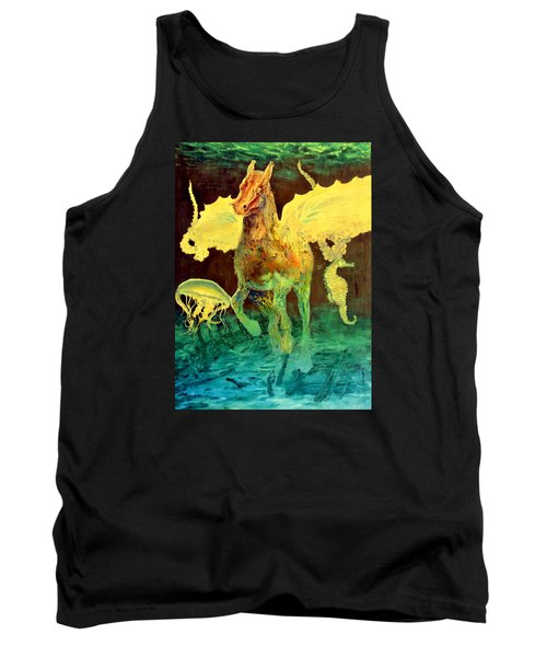 The Seahorse Tank Top