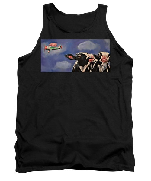 The Second Great Escape Tank Top