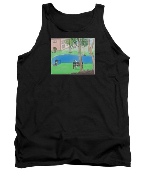 The Sitter Tank Top