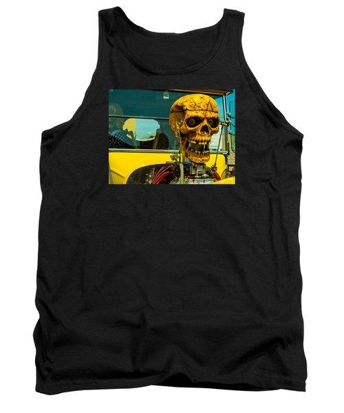 The Skull Tank Top