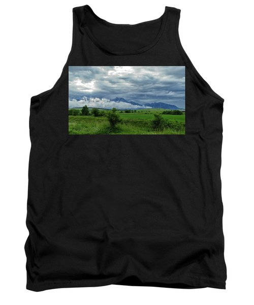The Sky Has Fallen Tank Top