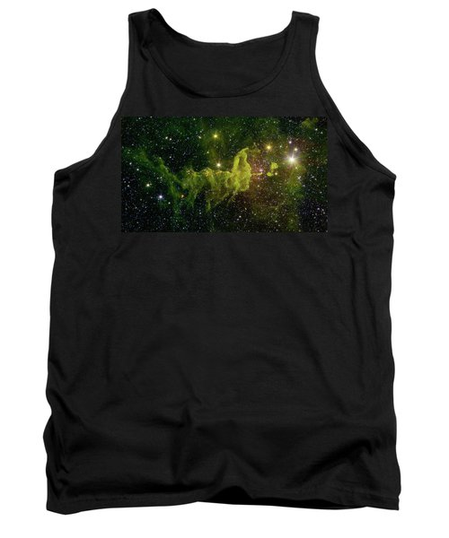 Tank Top featuring the photograph The Spider And The Fly Nebula by NASA JPL - Caltech