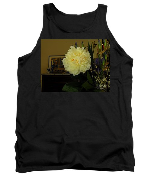 Tank Top featuring the photograph The Stand Out by Nancy Kane Chapman