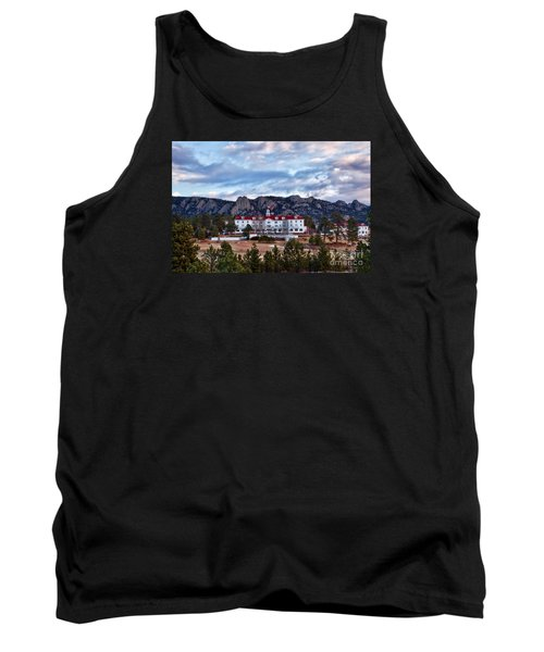 The Stanley Hotel Tank Top