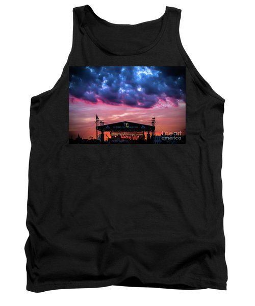The Stone Pony Summer Stage Tank Top by Colleen Kammerer