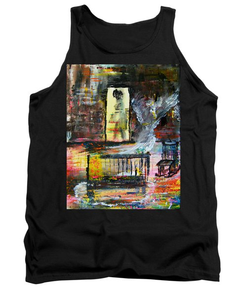 The Strength Of The Survivor One Tank Top