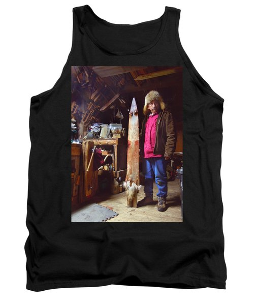 The Stretching Board Tank Top