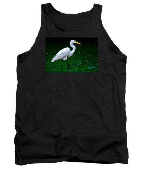 Tank Top featuring the photograph The Stroll by Brian Stevens