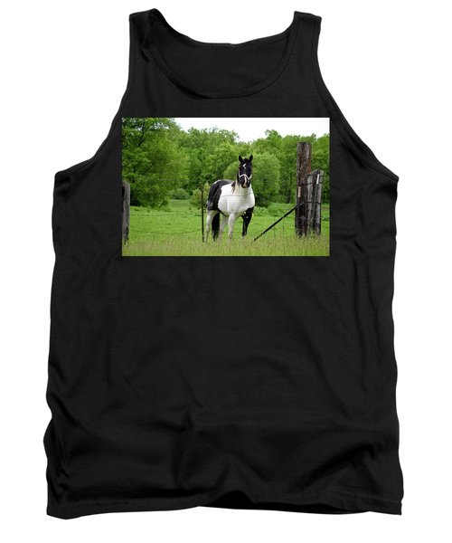 The Strong Horse Tank Top