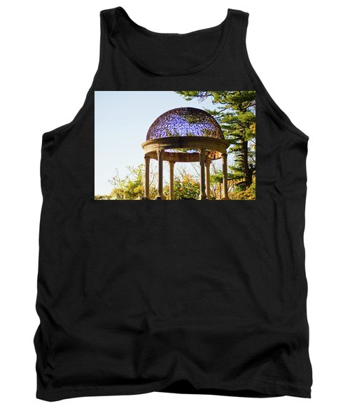 The Sunny Dome  Tank Top by Jose Rojas