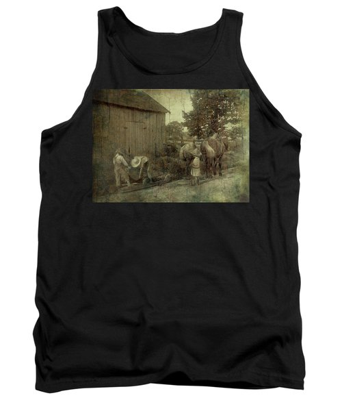 The Supervisor Tank Top