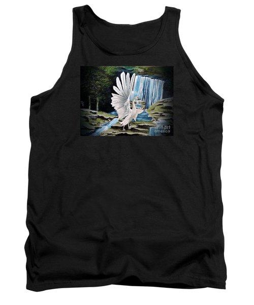 The Swan Tank Top