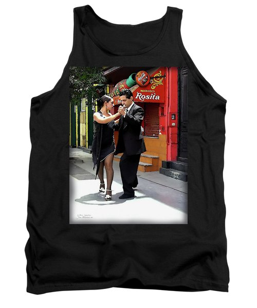 The Tango Tank Top