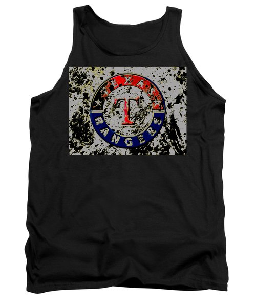 The Texas Rangers 6b Tank Top