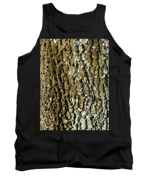 The Texture Is In The Trees2 Tank Top