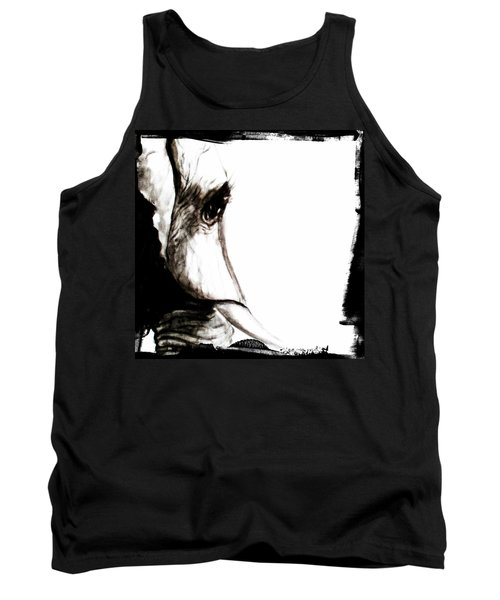 The Three Musketeers - Elephant Tank Top
