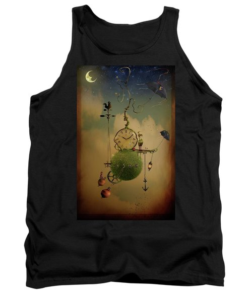 The Time Chasers Tank Top