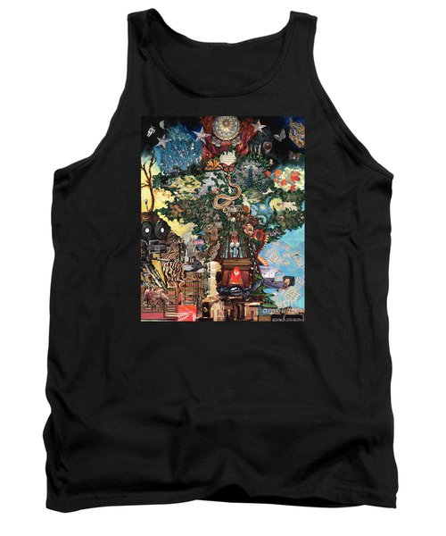 The Tree Tank Top by Emily McLaughlin