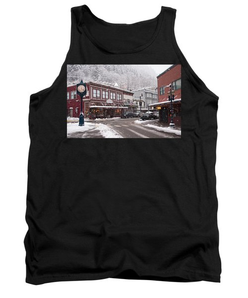 The Triangle Tank Top by Cathy Mahnke