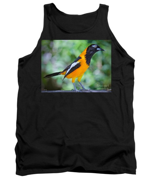 The Troupial Tank Top by Judy Kay