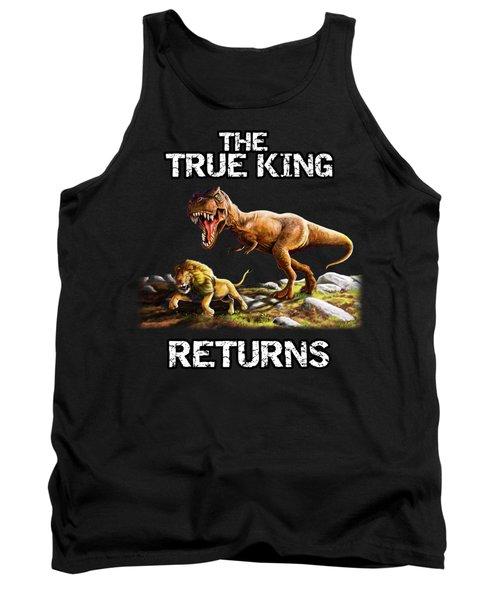 The True King Returns Tank Top