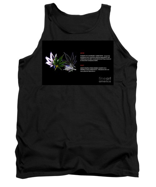 The Truth About Mary Jane Tank Top by Jacqueline Lloyd