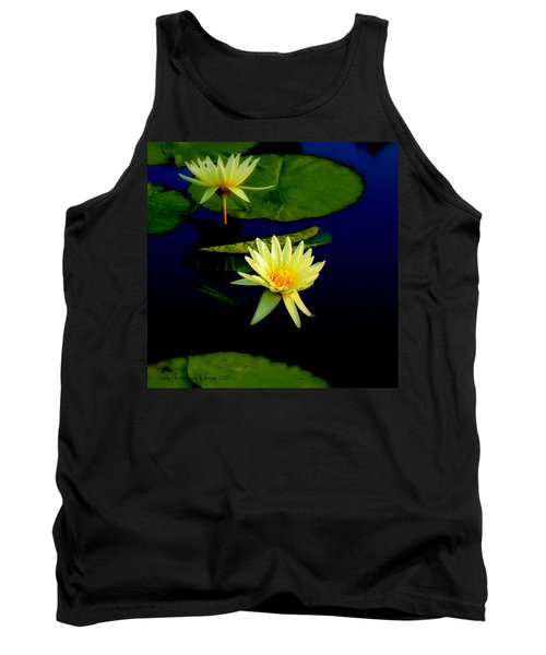 The Twins Tank Top