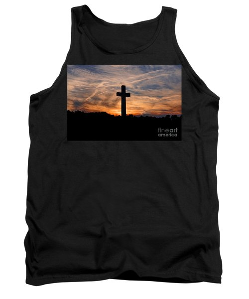 The Ultimate Sacrifice Tank Top by Benanne Stiens
