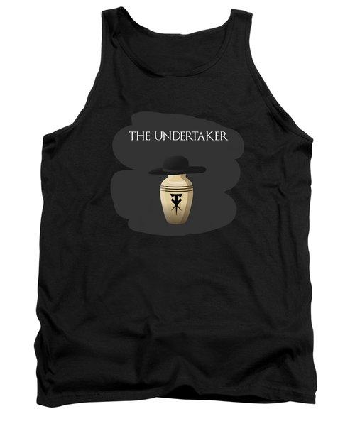 The Undertaker Retires Tank Top by Keshava Shukla
