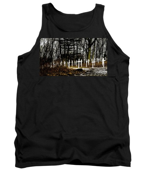 The Unknown Tank Top
