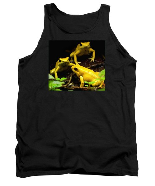 The Untouchables Tank Top by David Gilbert