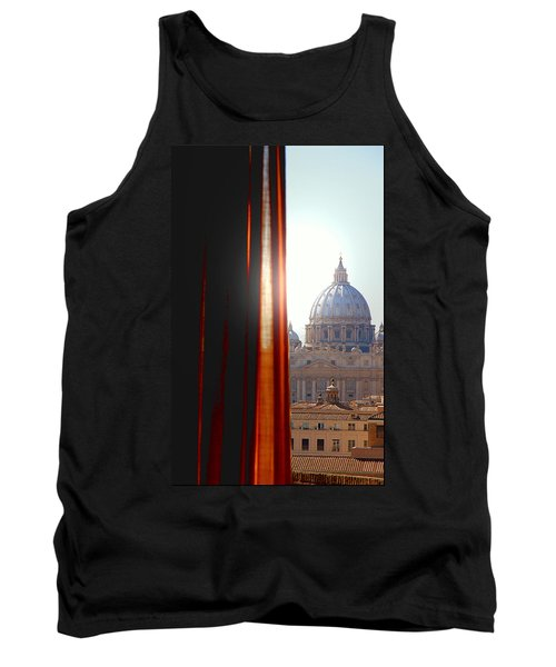 The Vatican Tank Top by Valentino Visentini