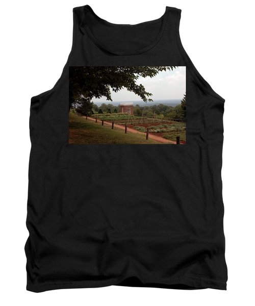 The Vegetable Garden At Monticello Tank Top