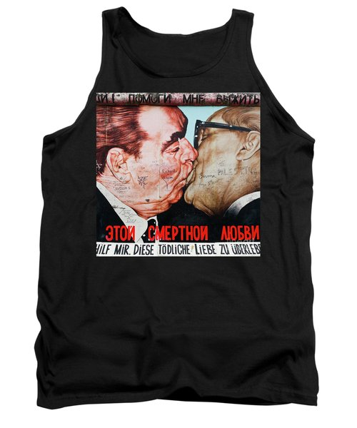 The Wall 53 Tank Top