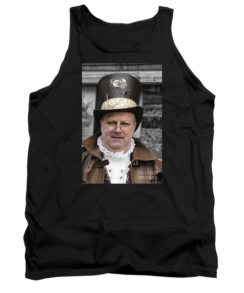 The Watchmaker Tank Top by David  Hollingworth
