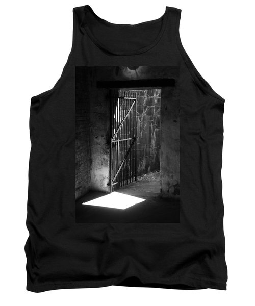 The Weathered Wall Tank Top