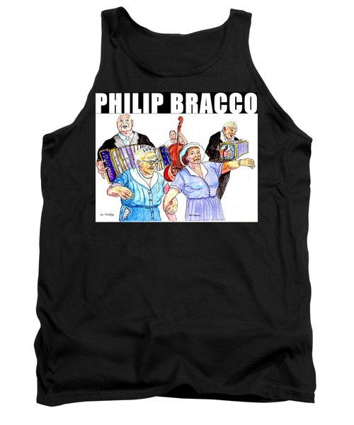 The Wedding Tank Top by Philip Bracco