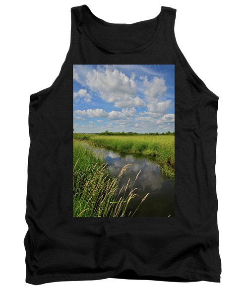 The Wetlands Of Hackmatack National Wildlife Refuge Tank Top