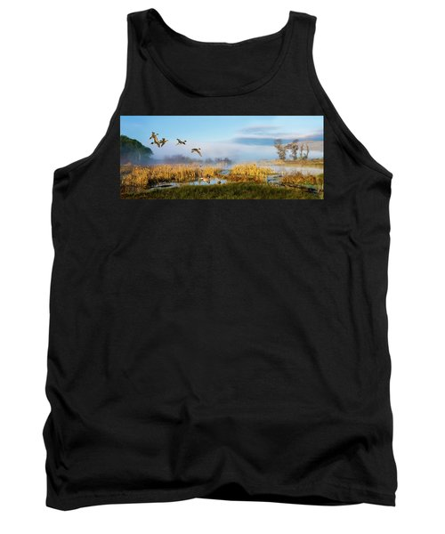 The Wetlands Tank Top