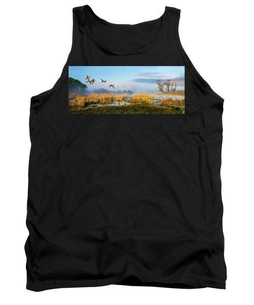 The Wetlands Tank Top