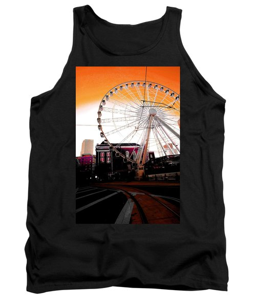 The Wheel  Tank Top