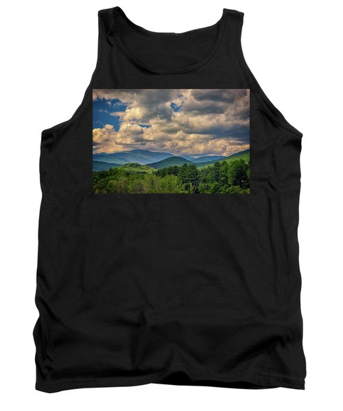 Tank Top featuring the photograph The White Mountains by Rick Berk